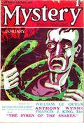 Hutchinson's Mystery-Story Magazine (1923-1927 Hutchinson) Pulp Vol. 8 #47