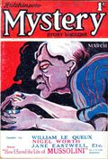 Hutchinson's Mystery-Story Magazine (1923-1927 Hutchinson) Pulp Vol. 9 #49