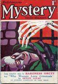 Hutchinson's Mystery-Story Magazine (1923-1927 Hutchinson) Pulp Vol. 9 #51