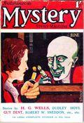 Hutchinson's Mystery-Story Magazine (1923-1927 Hutchinson) Pulp Vol. 9 #52