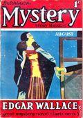 Hutchinson's Mystery-Story Magazine (1923-1927 Hutchinson) Pulp Vol. 10 #54