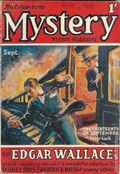 Hutchinson's Mystery-Story Magazine (1923-1927 Hutchinson) Pulp Vol. 10 #55