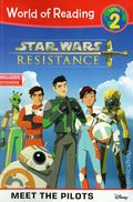 World of Reading: Star Wars Resistance: Meet the Pilots SC (2019 Marvel Press) Level 2 1-1ST
