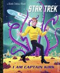 Star Trek I Am Captain Kirk HC (2019 Random House) A Little Golden Book 1-1ST