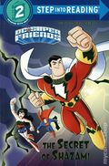 DC Super Friends: The Secret of SHAZAM! SC (2019 Random House) Step into Reading 1-1ST