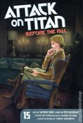 Attack on Titan Before the Fall GN (2014- Kodansha Digest) 15-1ST