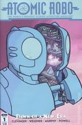 Atomic Robo and the Dawn af a New Era (2018 IDW) 1A