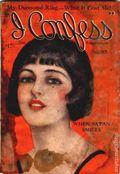 I Confess (1922-1932 I Confess Publications) Pulp 87