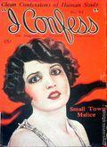 I Confess (1922-1932 I Confess Publications) Pulp 93