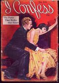 I Confess (1922-1932 I Confess Publications) Pulp 133
