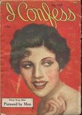 I Confess (1922-1932 I Confess Publications) Pulp 185