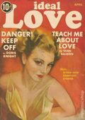 Ideal Love (1941-1960 Double-Action) Pulp Vol. 4 #1