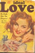Ideal Love (1941-1960 Double-Action) Pulp Vol. 8 #1