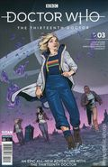 Doctor Who the Thirteenth Doctor (2018 Titan) 3A