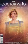 Doctor Who the Thirteenth Doctor (2018 Titan) 3B