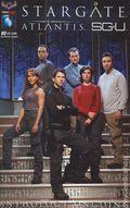 Stargate Atlantis Universe Anthology (2018 American Mythology) 2A