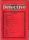 International Detective Cases (1936-1937 Carwood Publishing) Pulp Vol. 1 #2