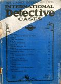 International Detective Cases (1936-1937 Carwood Publishing) Pulp Vol. 2 #6