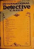 International Detective Cases (1936-1937 Carwood Publishing) Pulp Vol. 3 #2