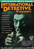 International Detective Magazine (1933 I.D.M. Publishing) Pulp Vol. 1 #1