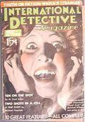 International Detective Magazine (1933 I.D.M. Publishing) Pulp Vol. 1 #2