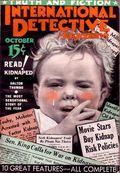 International Detective Magazine (1933 I.D.M. Publishing) Pulp Vol. 1 #3