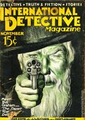 International Detective Magazine (1933 I.D.M. Publishing) Pulp Vol. 1 #4