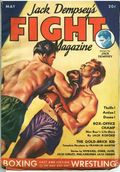 Jack Dempsey's Fight Magazine (1934 Champion) Pulp Vol. 1 #1