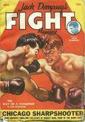 Jack Dempsey's Fight Magazine (1934 Champion) Pulp Vol. 1 #4