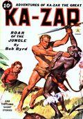 Ka-Zar (1936-1937 Manvis Publications) Pulp Vol. 1 #2