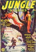 Jungle Stories (1938-1954 Fiction House) Pulp 2nd Series Vol. 1 #4