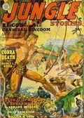 Jungle Stories (1938-1954 Fiction House) Pulp 2nd Series Vol. 1 #6
