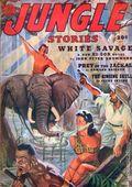 Jungle Stories (1938-1954 Fiction House) Pulp 2nd Series Vol. 1 #11