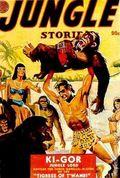 Jungle Stories (1938-1954 Fiction House) Pulp 2nd Series Vol. 1 #12