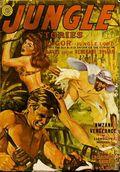 Jungle Stories (1938-1954 Fiction House) Pulp 2nd Series Vol. 2 #1