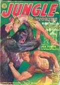 Jungle Stories (1938-1954 Fiction House) Pulp 2nd Series Vol. 2 #2