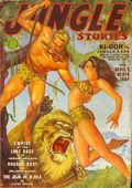 Jungle Stories (1938-1954 Fiction House) Pulp 2nd Series Vol. 2 #4