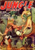 Jungle Stories (1938-1954 Fiction House) Pulp 2nd Series Vol. 2 #5