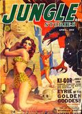 Jungle Stories (1938-1954 Fiction House) Pulp 2nd Series Vol. 2 #6