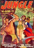 Jungle Stories (1938-1954 Fiction House) Pulp 2nd Series Vol. 2 #7