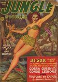 Jungle Stories (1938-1954 Fiction House) Pulp 2nd Series Vol. 2 #10