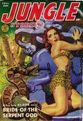 Jungle Stories (1938-1954 Fiction House) Pulp 2nd Series Vol. 2 #12