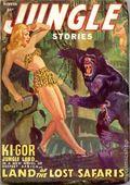 Jungle Stories (1938-1954 Fiction House) Pulp 2nd Series Vol. 3 #1