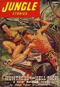 Jungle Stories (1938-1954 Fiction House) Pulp 2nd Series Vol. 3 #3