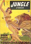 Jungle Stories (1938-1954 Fiction House) Pulp 2nd Series Vol. 3 #4