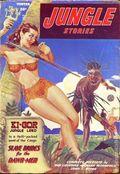Jungle Stories (1938-1954 Fiction House) Pulp 2nd Series Vol. 3 #5