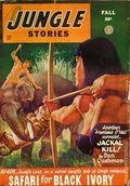 Jungle Stories (1938-1954 Fiction House) Pulp 2nd Series Vol. 3 #10
