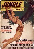 Jungle Stories (1938-1954 Fiction House) Pulp 2nd Series Vol. 3 #11