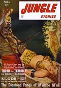 Jungle Stories (1938-1954 Fiction House) Pulp 2nd Series Vol. 3 #12