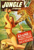 Jungle Stories (1938-1954 Fiction House) Pulp 2nd Series Vol. 4 #1